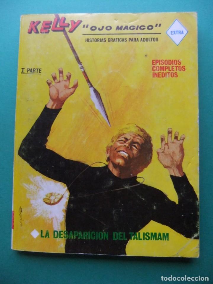 KELLY OJO MAGICO Nº 12 VERTICE TACO (Tebeos y Comics - Vértice - V.1)