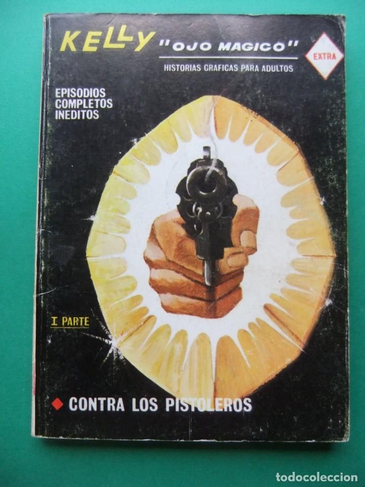 KELLY OJO MAGICO Nº 10 VERTICE TACO (Tebeos y Comics - Vértice - V.1)