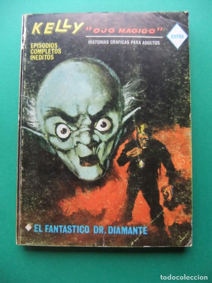 KELLY OJO MAGICO Nº 8 VERTICE TACO (Tebeos y Comics - Vértice - V.1)