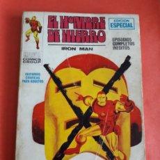 Cómics: HOMBRE DE HIERRO N-9. Lote 230649845