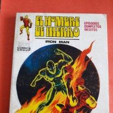 Cómics: HOMBRE DE HIERRO N-23 BUEN ESTADO. Lote 174308288