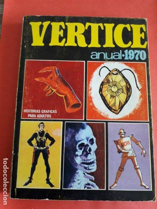SELECCIONES VERTICE ANUAL 1970 BUEN ESTADO (Tebeos y Comics - Vértice - Fleetway)