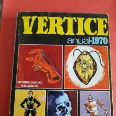 Cómics: SELECCIONES VERTICE ANUAL 1970 BUEN ESTADO. Lote 174308645