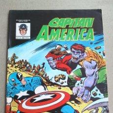 Cómics: CAPITAN AMERICA N 1 - 1981 - KIRBY CIACOIA COSTANZA DULCET. Lote 174339192