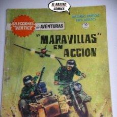 Cómics: SELECCIONES VÉRTICE Nº 24, ED. VERTICE 1966, GRAPA. Lote 174425113