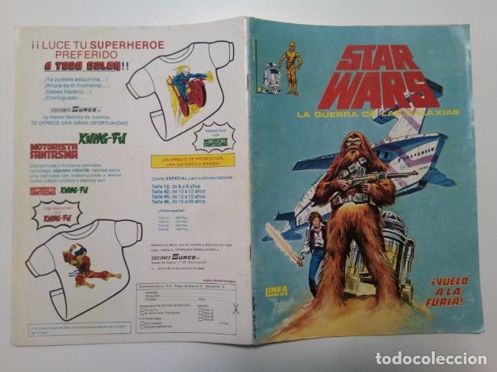 Cómics: Comic Star Wars ¡Vuelo a la furia!, La guerra de las Galaxias, nº3. - Foto 3 - 174456118