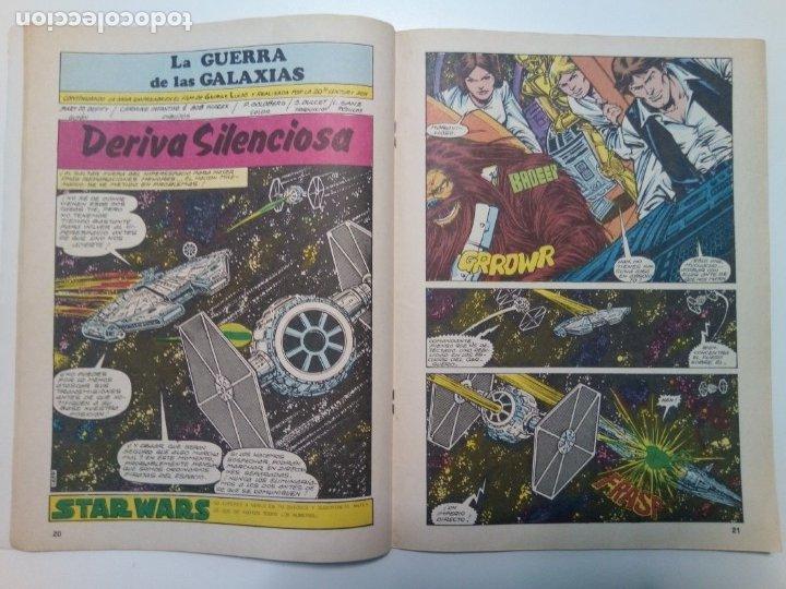 Cómics: Comic Star Wars ¡Vuelo a la furia!, La guerra de las Galaxias, nº3. - Foto 5 - 174456118