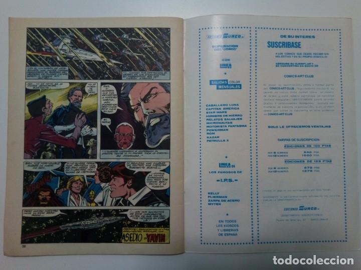Cómics: Comic Star Wars ¡Vuelo a la furia!, La guerra de las Galaxias, nº3. - Foto 7 - 174456118