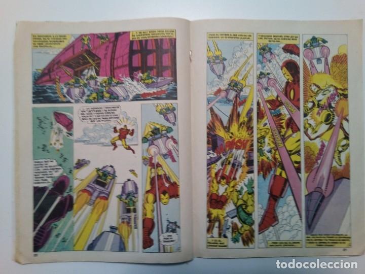 Cómics: Comic Hombre de Hierro, El uso de la fuerza mortal, nº7 - Foto 6 - 174456628