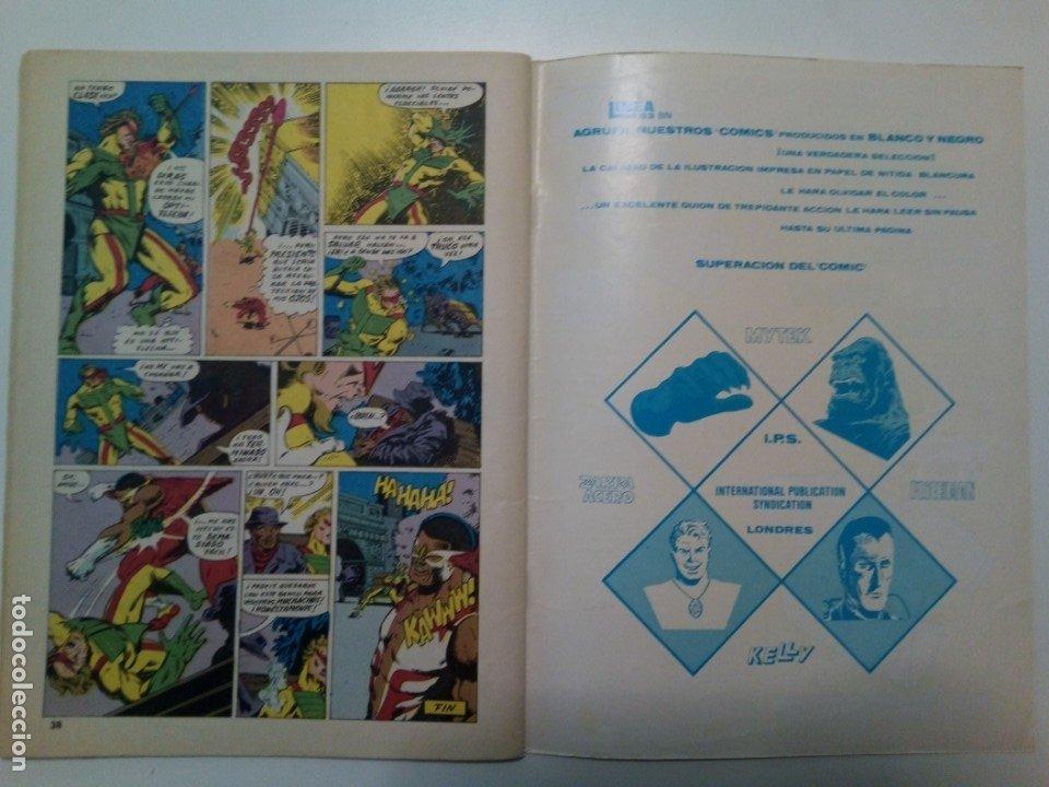 Cómics: Comic Capitán América, Las aventuras del Capitán América, nº4 - Foto 6 - 174456910