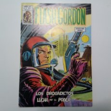 Cómics: COMIC FLASH GORDON, VOL.2, Nº3, LOS DROGADICTOS Y LUCHA POR EL PODER. Lote 174461310