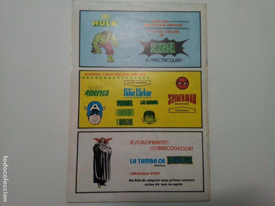 Cómics: Comic Flash Gordon, vol.2, nº3, Los drogadictos y Lucha por el poder - Foto 2 - 174461310