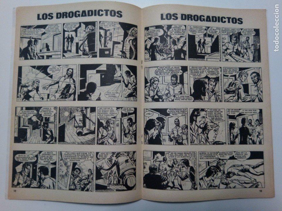 Cómics: Comic Flash Gordon, vol.2, nº3, Los drogadictos y Lucha por el poder - Foto 5 - 174461310