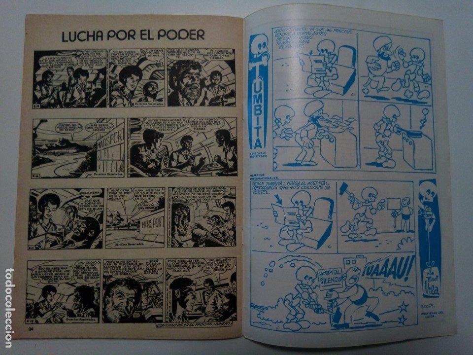 Cómics: Comic Flash Gordon, vol.2, nº3, Los drogadictos y Lucha por el poder - Foto 6 - 174461310