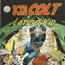 Fumetti: KID COLT Y LÁTIGO KID Nº 15 - SURCO - MUY BUEN ESTADO. Lote 174500744