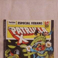 Cómics: LA PATRULLA X ESPECIAL VERANO 1989. Lote 174549832