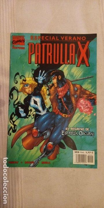 LA PATRULLA X ESPECIAL VERANO 2001: EL REGRESO DE ESTRELLA OSCURA (Tebeos y Comics - Vértice - Patrulla X)