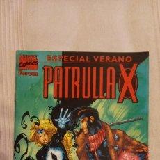 Cómics: LA PATRULLA X ESPECIAL VERANO 2001: EL REGRESO DE ESTRELLA OSCURA. Lote 174550255