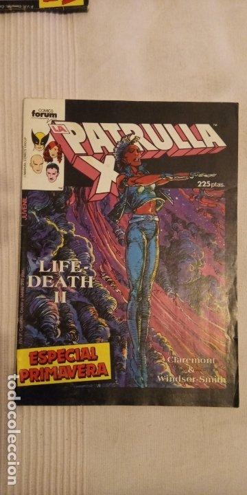 PATRULLA X ESPECIAL PRIMAVERA. LIFE DEATH II (Tebeos y Comics - Vértice - Patrulla X)