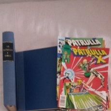 Cómics: PATRULLA X Nº 1 AL 159 (SOLO FALTA EL Nº 154) + 7 ESPECIALES. Lote 174554347