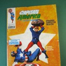 Cómics: CAPITAN AMERICA (1969, VERTICE) 14 · 1969 · BUCKY RENACIDO. Lote 174993290