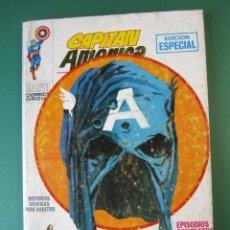 Cómics: CAPITAN AMERICA (1969, VERTICE) 4 · 1969 · ESTA NOCHE MORIRE. Lote 174993470