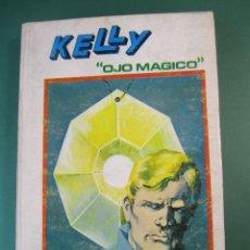 Cómics: KELLY OJO MAGICO (1971, VERTICE) 1 · 1971 · KELLY OJO MAGICO. Lote 174999555