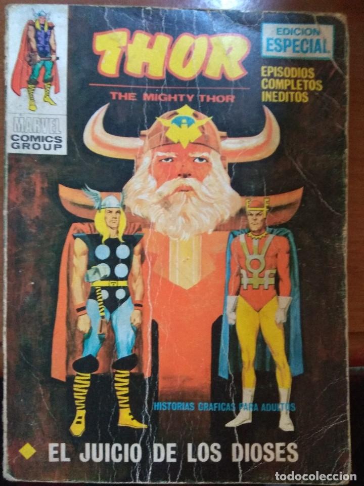 THOR Nº 6 VÉRTICE TACO (Tebeos y Comics - Vértice - Thor)