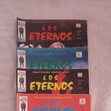 Cómics: LOS ETERNOS LOTE COMPUESTO POR 4 VOLS. Nº 19, 27, 28 Y 29. Lote 175014088