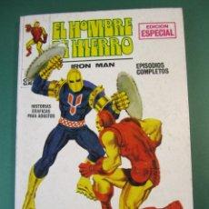 Cómics: IRON MAN (1969, VERTICE) -EL HOMBRE DE HIERRO- 3 · 1969 · LA MAGIA ATACA. Lote 175016210