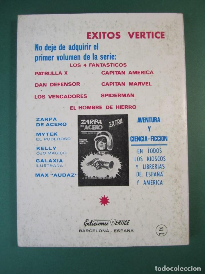 Cómics: IRON MAN (1969, VERTICE) -EL HOMBRE DE HIERRO- 3 · 1969 · LA MAGIA ATACA - Foto 2 - 175016210