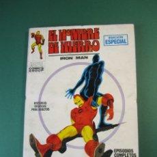 Cómics: IRON MAN (1969, VERTICE) -EL HOMBRE DE HIERRO- 8 · 1969 · EL PRECIO DE UNA VIDA. Lote 175017689