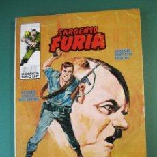 Cómics: SARGENTO FURIA (1972, VERTICE) 5 · 1972 · MISIÓN: CAPTURAR A HITLER. Lote 175026869