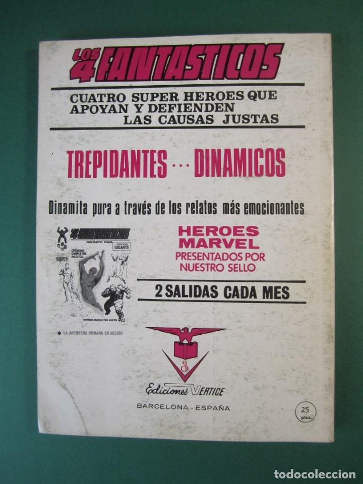 Cómics: SARGENTO FURIA (1972, VERTICE) 5 · 1972 · MISIÓN: CAPTURAR A HITLER - Foto 2 - 175026869