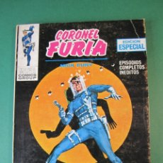 Cómics: CORONEL FURIA (1970, VERTICE) 11 · 1971 · ATAQUE CONTRA ESCUDO. Lote 175028854