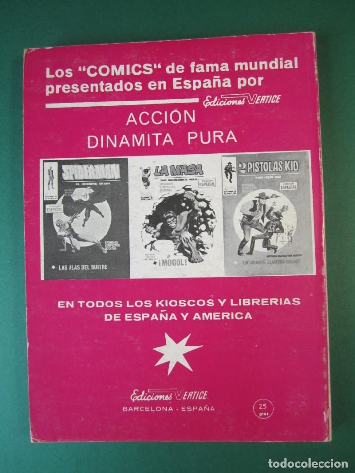 Cómics: CORONEL FURIA (1970, VERTICE) 11 · 1971 · ATAQUE CONTRA ESCUDO - Foto 2 - 175028854