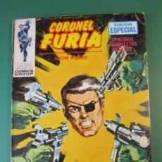 Cómics: CORONEL FURIA (1970, VERTICE) 14 · 1972 · EL ESCONDITE. Lote 175029007
