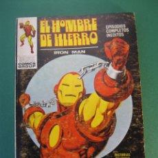 Cómics: IRON MAN (1969, VERTICE) -EL HOMBRE DE HIERRO- 24 · 1969 · MORTAL VICTORIA. Lote 175064357