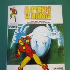Cómics: IRON MAN (1969, VERTICE) -EL HOMBRE DE HIERRO- 22 · 1969 · LAGRIMAS POR UNA PESADILLA. Lote 175064728