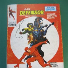 Cómics: DAREDEVIL (1969, VERTICE) -DAN DEFENSOR- 29 · 1969 · EL MAGISTRADO. Lote 175076085