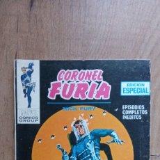 Cómics: CORONEL FURIA Nº 11 ¡ATAQUE CONTRA EL ESCUDO!. Lote 175085617