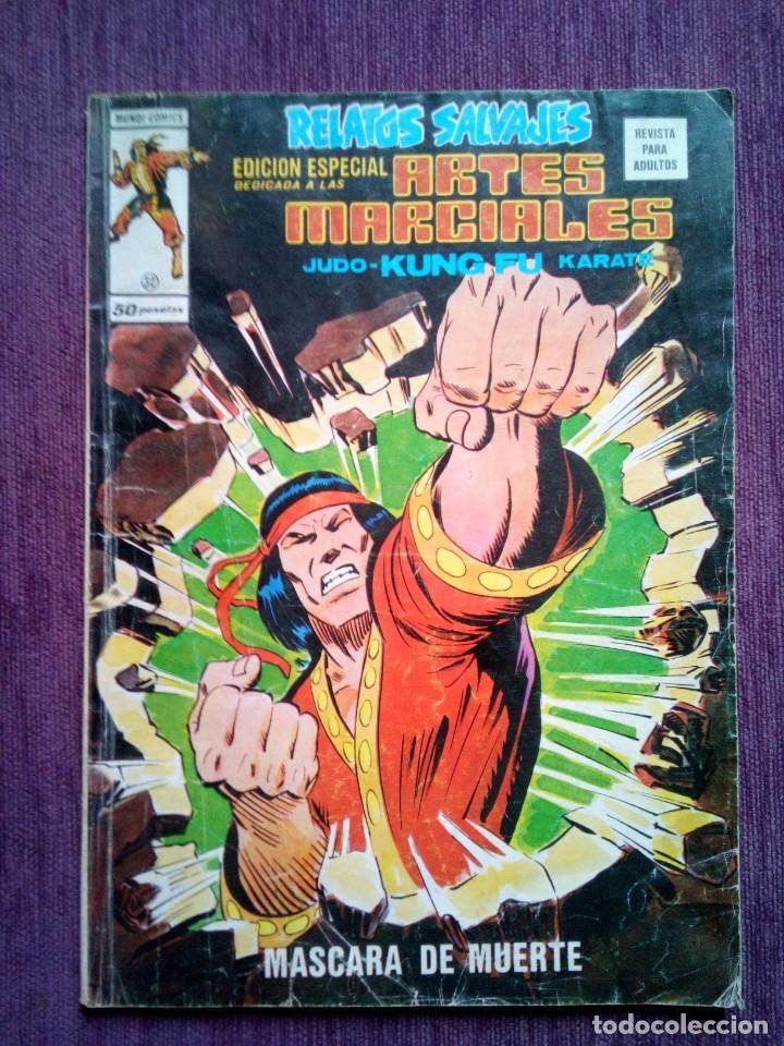 RELATOS SALVAJES 32 VERTICE (Tebeos y Comics - Vértice - Relatos Salvajes)