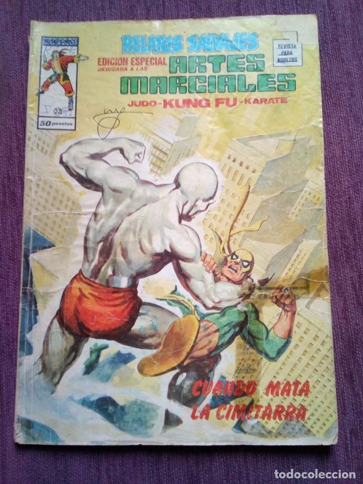 RELATOS SALVAJES 22 VERTICE (Tebeos y Comics - Vértice - Relatos Salvajes)
