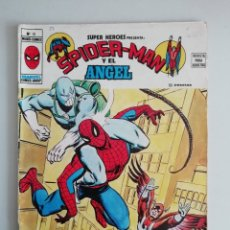 Comics : SUPER HEROES PRESENTA SPIDERMAN Y EL ANGEL NUM.10. Lote 175276128