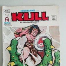 Cómics: SUPER HEROES PRESENTA KULL V2. NUM.25. Lote 175276307