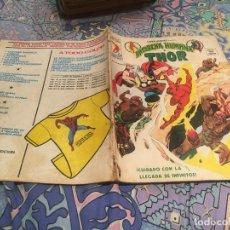 Cómics: SUPER HEROES VOL.2 NUM. 24 -ANTORCHA HUMANA Y THOR - VERTICE. Lote 175525329