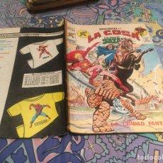Cómics: SUPER HEROES. VOL 2. Nº 56. LA COSA Y EL HIJO DE SATAN. Lote 175537772