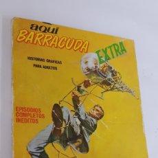 Cómics: AQUÍ BARRACUDA EXTRA VERTICE TACO Nº 2. Lote 175657205