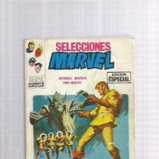 Cómics: SELECCIONES MARVEL 1 SUSPENSE EN EL FUTURO. Lote 175832939