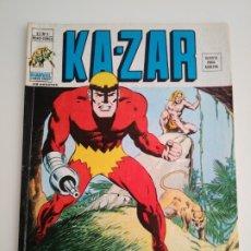 Cómics: KAZAR. VOL 2 Nº 8. LA CONQUISTA DE KLAW. MUNDI COMICS. VERTICE 1974.. Lote 246567070